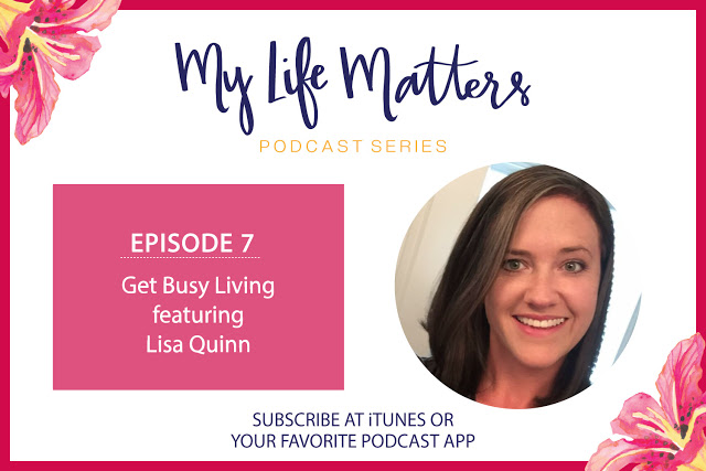 Get Busy Living Podcast