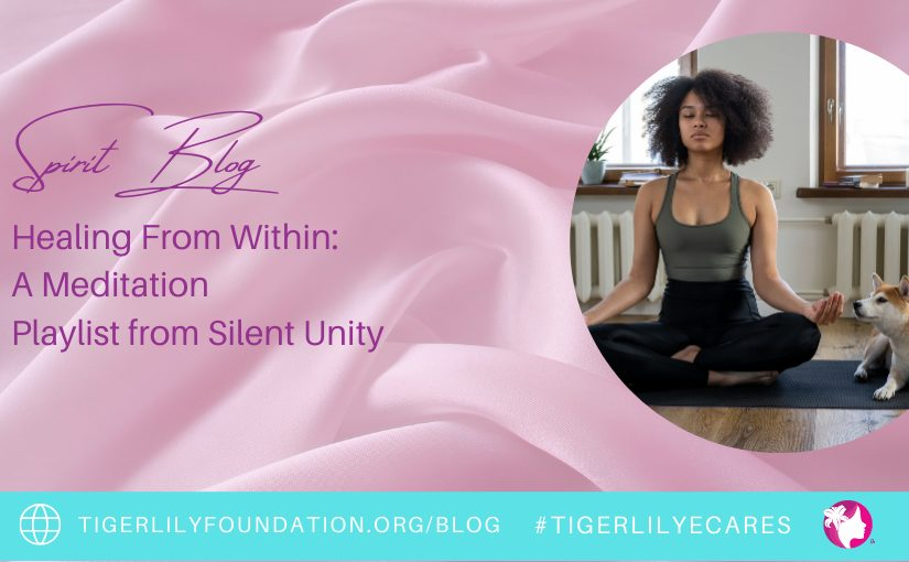 Meditations from Silent Unity