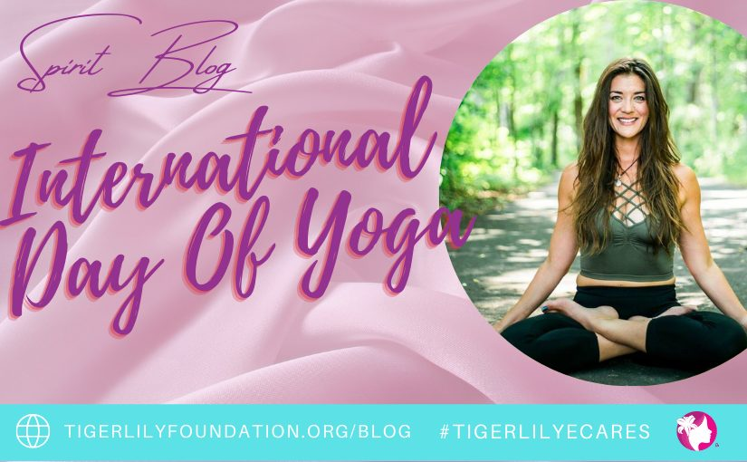 Celebrating Yoga As an Important Part of the Healing Journey