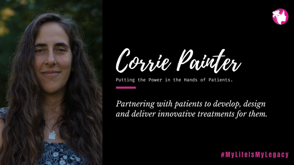 Watch Corrie's Video Here!